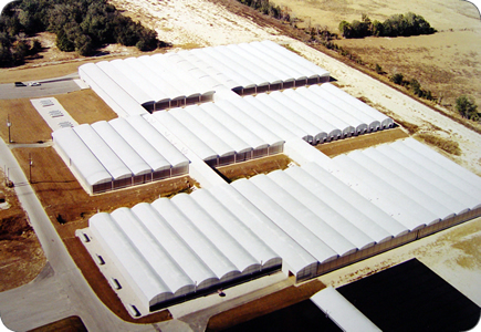 Imperial Builders Supply Inc. Florida Greenhouse Construction